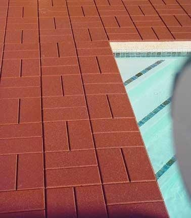 Best Rubber Paver Tiles Indoor Amp Outdoor Rubber Pavers