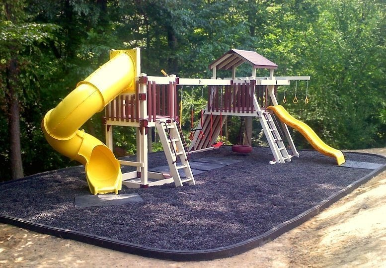 Playground Rubber Mulch Rubber Playground Mulch Mats Etc